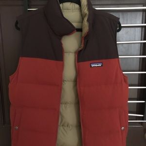 Reversible Bivy Down Vest from Patagonia